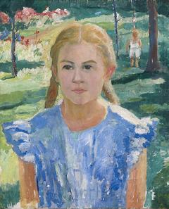 Portrait of Una