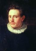 Hans von Aachen, self-portrait
