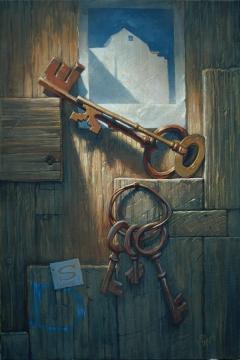 Keys and light