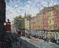 Street Scene Near London Business School