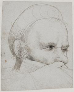 Head of a Crossbowman