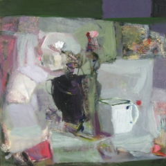 Still Life With White Cup