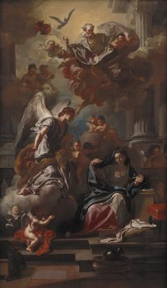 A comparison of rosettis ecce ancilla domini and lippis annunciation
