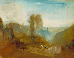 Tivoli, the Cascatelle