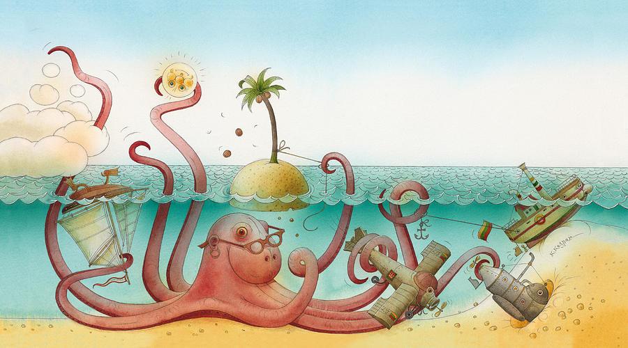 The Underwater Story