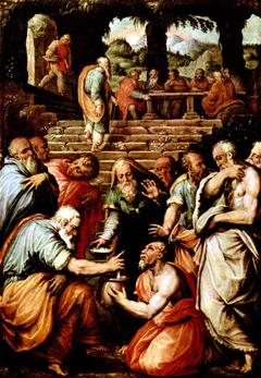 Le Prophète Élisée