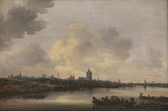 View of the City of Arnhem
