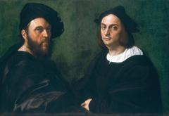 Portrait of Andrea Navagero and Agostino Beazzano