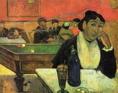 The Night Café in Arles