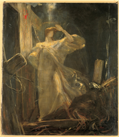 Archangel Eliel with Harquebus