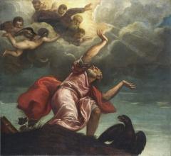 Saint John the Evangelist on Patmos
