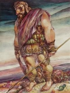 Ulisse conquistatore / Ulysses conqueror