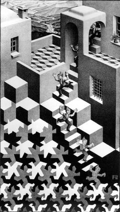 m c escher report This informative powerpoint will teach your students about the artist, escher and what inspired him to create his own tessellation art the powerpoint also includes a.